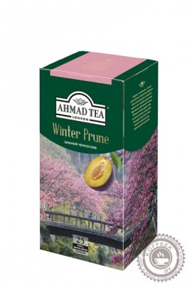 """Чай AHMAD """"Winter Prune"""" (зимний чернослив) черный 25 пакетов"""