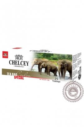 """Чай CHELCEY """"PREMIUM CEYLON"""" черный 25п"""