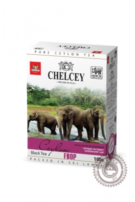 """Чай CHELCEY """"FBOP"""" черный 100г"""