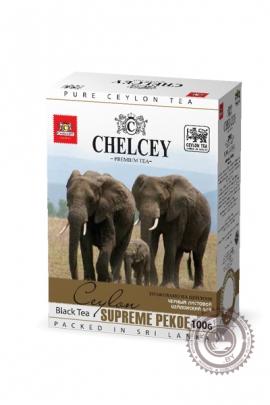 """Чай CHELCEY """"SUPREME PEKOE"""" черный 100г"""