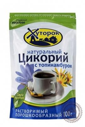 """Цикорий ХУТОРОК """"Топинамбур"""" 100г"""