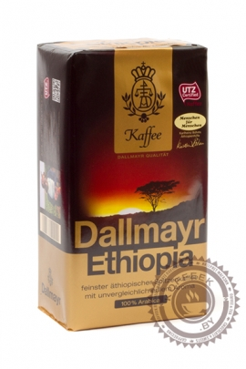 """Кофе DALLMAYR """"Ethiopia"""" 500г молотый"""