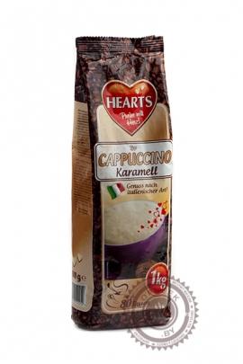 "Капучино HEARTS ""Karamell"" 1000г (карамель)"