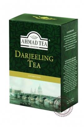 """Чай AHMAD """"Darjeeling"""" черный 100г"""