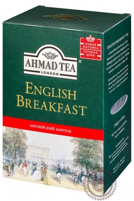 """Чай AHMAD """"English Breakfast"""" 200г черный"""