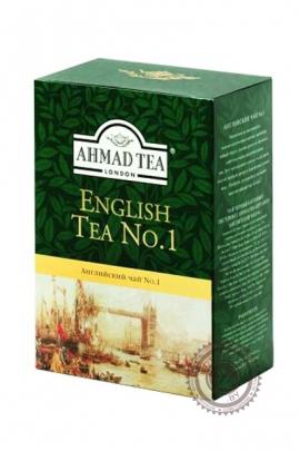 "Чай AHMAD ""English tea № 1"" 100г черный"