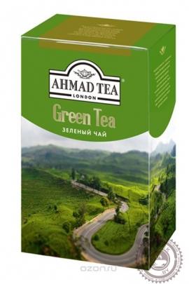 """Чай AHMAD """"Green Tea"""" 200 г зеленый"""