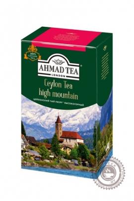 """Чай AHMAD """"Ceylon Tea F.B.O.P.F."""" 100г черный"""