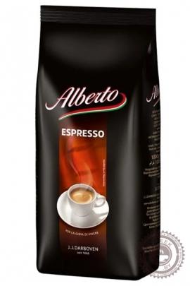 "Кофе ALBERTO ""Espresso"" зерно 1000г"