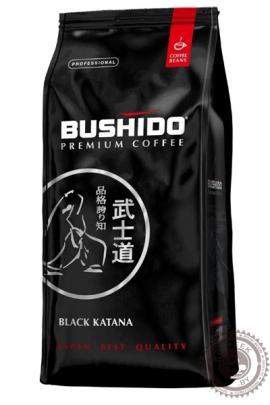 "Кофе BUSHIDO ""Black Katana"" зерно 1000г"