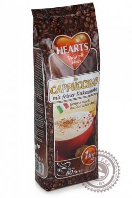 "Капучино HEARTS ""mit Kakaonote"" 1000г (шоколадный)"