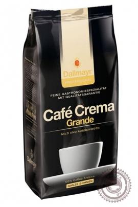 """Кофе DALLMAYR """"Сafe Crema Grande"""" зерно 1000г"""
