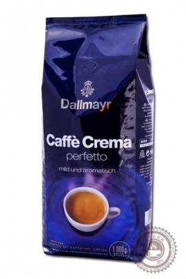 "Кофе DALLMAYR ""Caffe Crema Perfetto"" зерно 1000г"