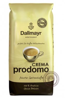 """Кофе DALLMAYR """"Crema Prodomo"""" зерно 1000г"""