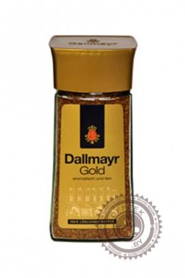 "Кофе DALLMAYR ""Gold"" 100г сублимат"