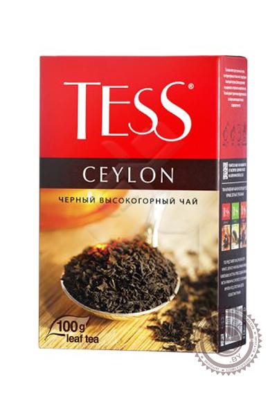 Чай черный цейлонский кунак
