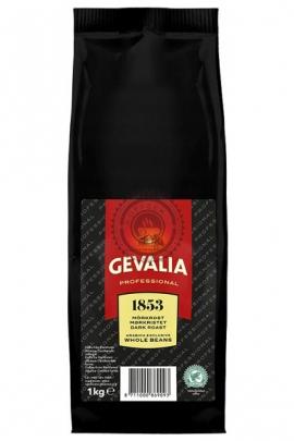 "Кофе Gevalia ""GEVALIA Exclusive Dark Roast 1853"" зерновой 1000г"