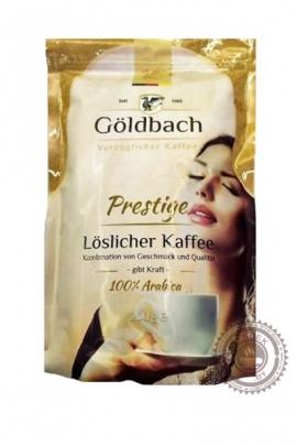 """Кофе Goldbach """"Prestige"""" 200г растворимый сублимированный"""