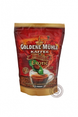 "Кофе Goldene Muhle ""Exotic"" растворимый 200г"