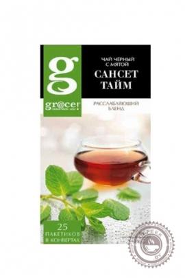"Чай GRACE ""Сансет Тайм"" 25 пакетов"