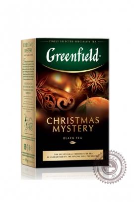 """Чай GREENFIELD """"Christmas Mystery"""" черный 100 г"""
