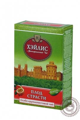 """Чай Hyleys """"Плод страсти"""" зеленый особокрупнолистовой 100 г"""