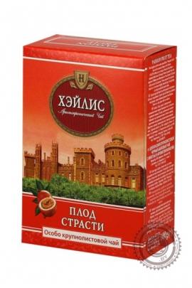 """Чай Hyleys """"Плод страсти"""" черный крупнолистовой 100г"""