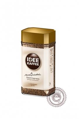 """Кофе IDEE """"Kaffee"""" 100г растворимый сублимированный"""