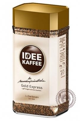 """Кофе IDEE """"Kaffee"""" 200г растворимый сублимированный"""
