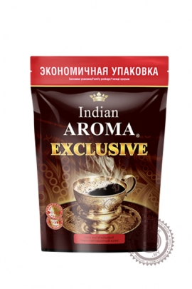 "Кофе Indian Aroma ""Exclusive"" растворимый 75г"
