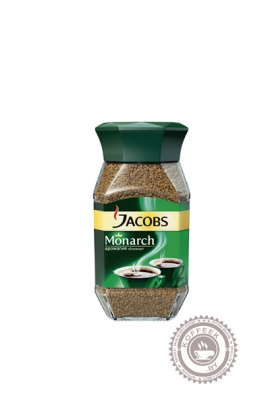 "Кофе JACOBS ""Monarch"" 47,5 г растворимый"