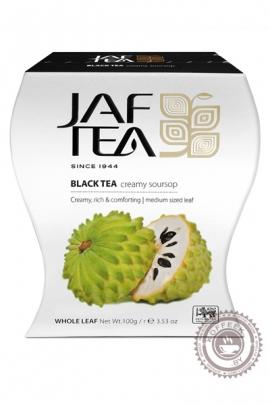 """Чай JAF TEA """"Creamy Soursop"""" черный 100 г"""