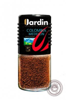 """Kофе JARDIN """"Colombia Medellin"""" 95г стекло"""