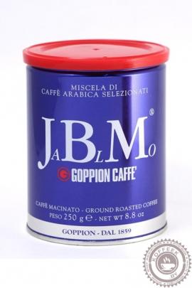 """Кофе GOPPION CAFFE """"JaBiMo"""" ж/б 250г зерно"""