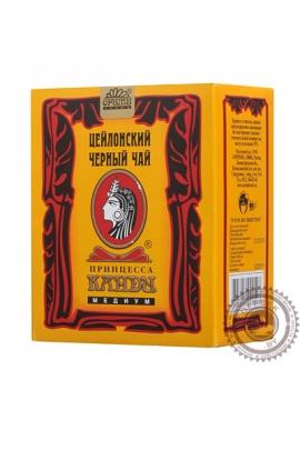 Чай ПРИНЦЕССА КАНДИ 100г черный мелколистовой