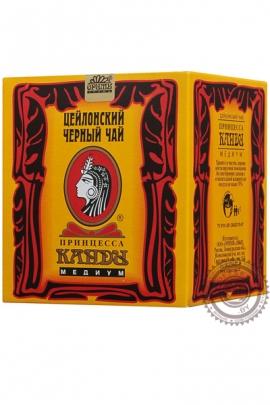 Чай ПРИНЦЕССА КАНДИ 250г черный мелколистовой