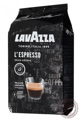 "Кофе LAVAZZA ""Gran Aroma Bar"" 1000 г зерно"
