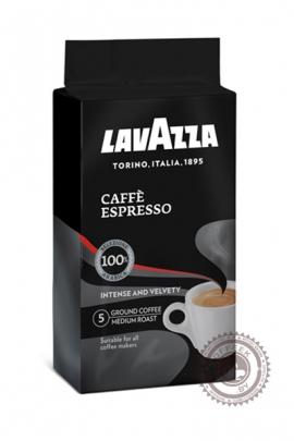 "Кофе LAVAZZA ""Espresso"" 250г молотый"