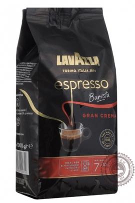"Кофе Lavazza ""Gran Crema Espresso"" 1000 г зерно"