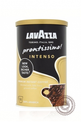 "Кофе LAVAZZA ""Prontissimo Intenso"" растворимый 95г"
