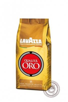 "Кофе LAVAZZA ""Qualita ORO"" 500г зерно"
