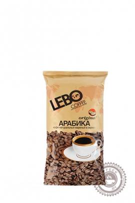 """Кофе Lebo """"Original"""" 250 г в зернах"""