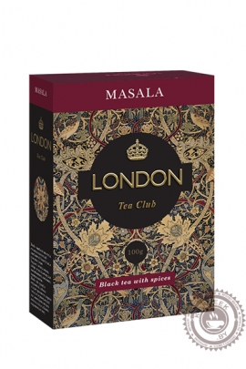 "Чай London Tea Club ""Masala"" 100 г черный"