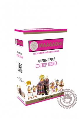 "Чай Maagadhi ""Super Pekoe"" черный 100г"