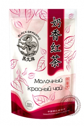 "Чай Чёрный Дракон ""Молочный красный чай"" 100 г"