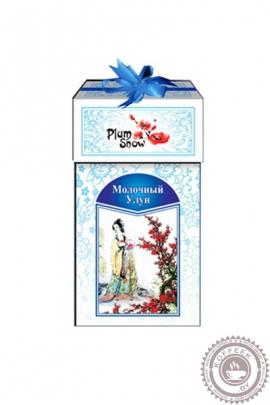 """Чай  PLUM SNOW """"Молочный улун"""" 100 г"""