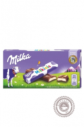 "Шоколад MILKA ""Milkinis"" stick's 87 гр"