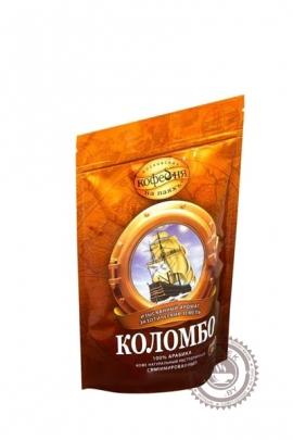 """Кофе """"Московская кофейня на паяхъ"""" Коломбо растворимый 95 г"""