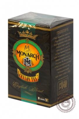 """Чай Monarch """"English Blend"""" 250 г черный"""
