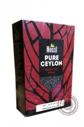 "Чай MONZIL ""Pekoe"" черный 100 гр"